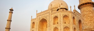 Taj Mahal – fra siden