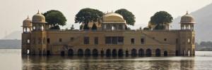 Jaipur – Flytende palass