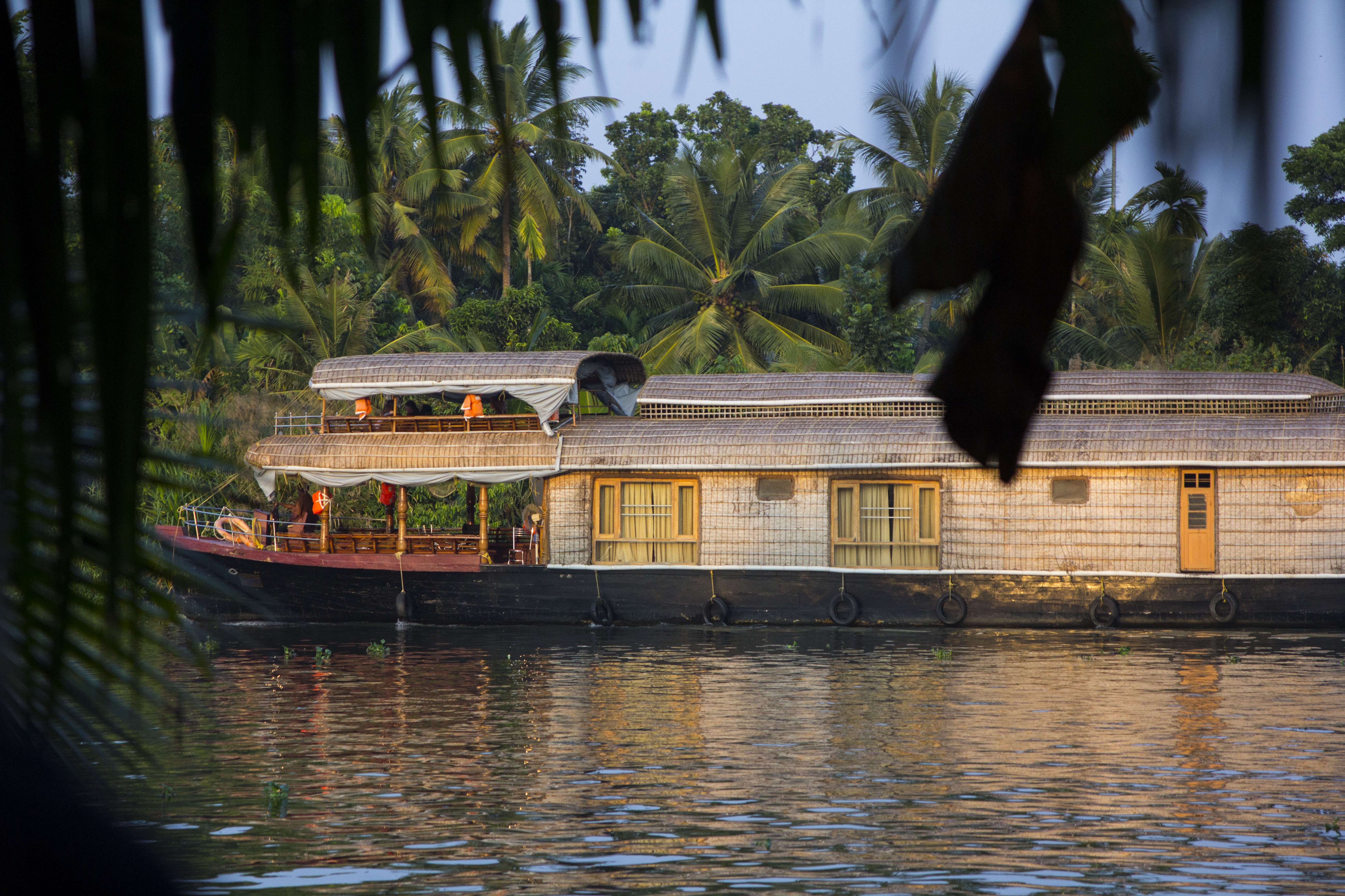Alleppey - HouseBoat