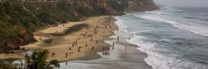 Varkala - The Beach